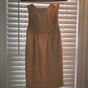 Rachel Roy corset style dress